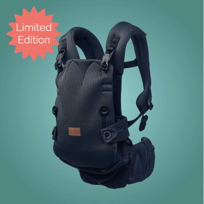 LIMITED EDITION: BabyCarrier Evening Grey